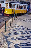 Portugal, Lisbonne, tramway // Portugal, Lisbon, tram