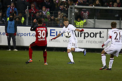 January 20, 2017 - Freiburg, Germany - Kimmich Joshua 32 during the German first division Bundesliga football match SC Freiburg vs FC Bayern Munich in Freiburg, Germany, on January 20, 2017. (Credit Image: © Elyxandro Cegarra/NurPhoto via ZUMA Press)