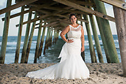 Anna Bridal Portrait | Emerald Isle NC Photographers