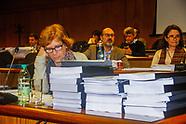 Comisión de hacienda y presupuesto del Senado