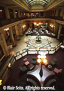 Lackawanna Station Hotel Lobby Restaurant Scranton, PA