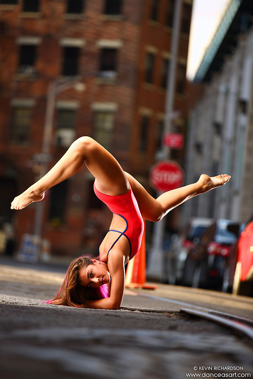 Dance As Art Photography Project- Dumbo Brooklyn, New York with dancer, Sarah Botero