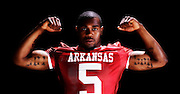 Darren McFadden of the University of Arkansas Razorbacks