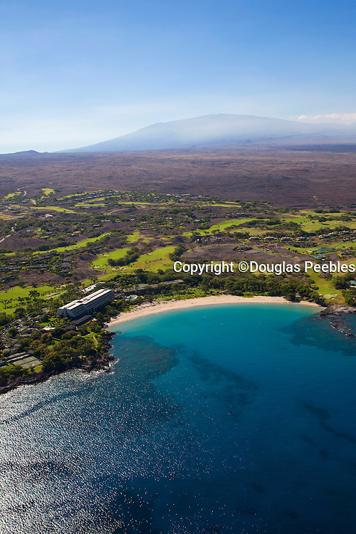 Mauna Kea Resort, Kauanaoa Beach, North Kohala, Big Island of Hawaii