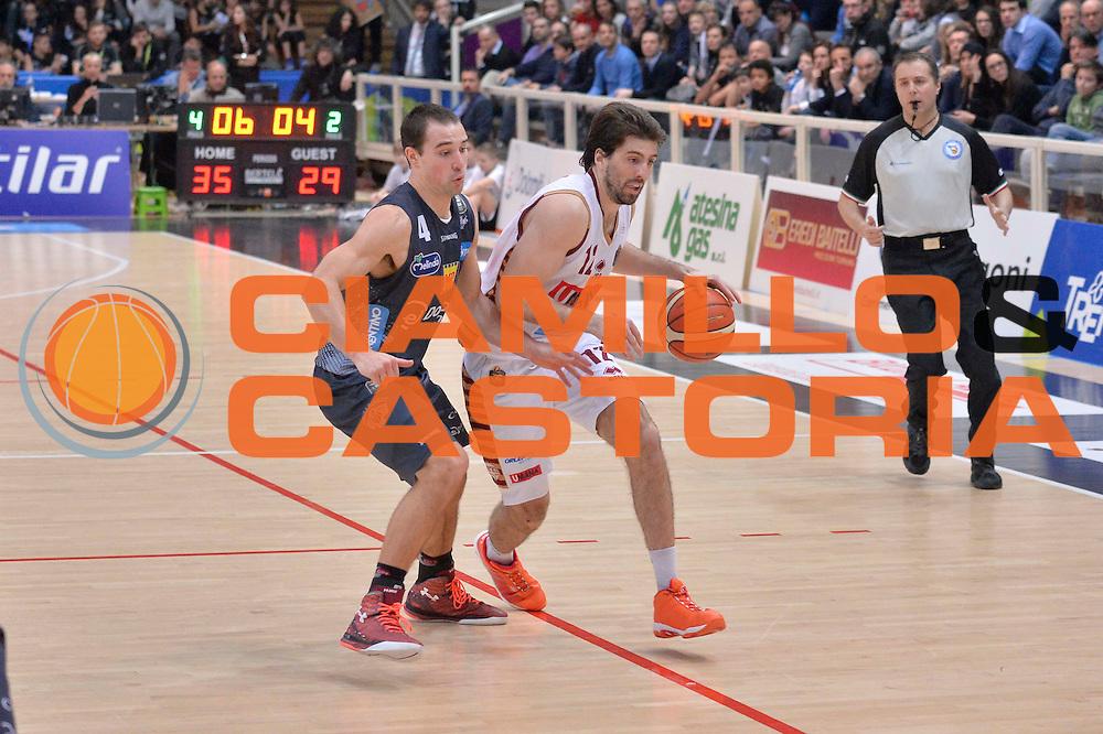 Ariel Filloy<br /> Dolomiti Energia Aquila Basket Trento - Umana Reyer Venezia<br /> Lega Basket Serie A 2016/2017<br /> Trento, 05/02/2017<br /> Foto Ciamillo-Castoria