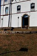 Pirenopolis_GO, Brasil.<br /> <br /> Igreja Matriz Nossa Senhora do Rosario na cidade historica de Pirenopolis, Goias.<br /> <br /> Nossa Senhora do Rosario Church in Pirenopolis, Goias.<br /> <br /> Foto: MARCUS DESIMONI / NITRO