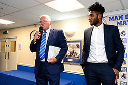 Ellis Harrison of Bristol Rovers is interviewed in hospitality  - Mandatory by-line: Dougie Allward/JMP - 23/12/2017 - FOOTBALL - Memorial Stadium - Bristol, England - Bristol Rovers v Doncaster Rovers - Skt Bet League One