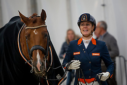 Witte-Vrees Madeleine, NED, Cennin<br /> Vlaanderens Kerstjumping - Memorial Eric Wauters - Mechelen 2018<br /> © Hippo Foto - Dirk Caremans<br /> 29/12/2018
