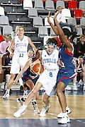 DESCRIZIONE : Valmiera Latvia Lettonia Eurobasket Women 2009 Francia Italia France Italy<br /> GIOCATORE : Simona Ballardini<br /> SQUADRA : Italia Italy<br /> EVENTO : Eurobasket Women 2009 Campionati Europei Donne 2009 <br /> GARA : Francia Italia France Italy<br /> DATA : 07/06/2009 <br /> CATEGORIA : penetrazione palleggio<br /> SPORT : Pallacanestro <br /> AUTORE : Agenzia Ciamillo-Castoria/E.Castoria<br /> Galleria : Eurobasket Women 2009 <br /> Fotonotizia : Valmiera Latvia Lettonia Eurobasket Women 2009 Francia Italia France Italy<br /> Predefinita :