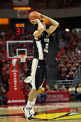 08 December 2012: Austin Richie during an NCAA mens basketball game between the Western Michigan Broncos and the Illinois State Redbirds (Missouri Valley Conference) in Redbird Arena, Normal IL
