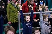 Cecilia Zandalasini, Giacomo Galanda e Maurizio Cremonini intervengono all&rsquo;incontro EASYBASKETinCLASSE con gli insegnanti e gli alunni delle scuola primaria &ldquo;Zorzi&rdquo; e le quinte classi della scuola primaria &ldquo;Pertini&rdquo; di Parona (VR)<br /> FIP 2018<br /> Verona, 19/03/2018<br /> Foto Ciamillo-Castoria / G. Checchi