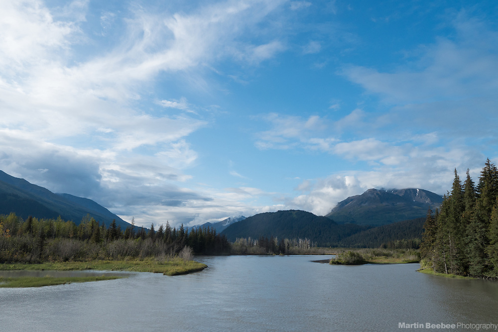 Resurrection River, Chugach National Forest, Alaska