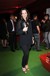 Martine McCutcheon at the MontBlanc John Lennon Launch, The Serpentine Gallery, Kensington Gardens, London on 14th September 2010.