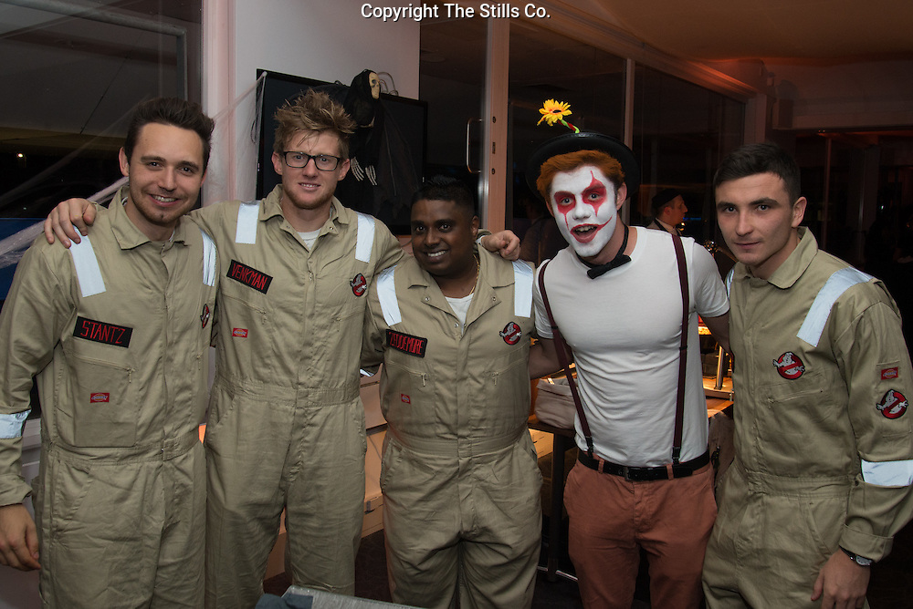 Chelsea FC Staff Halloween Party 2014