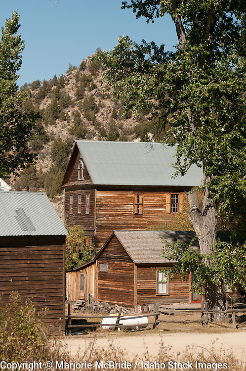 Silver City is a ghost town in Owyhee County, Idaho, United States. At its height in the 1880s it was a gold and silver mining town.