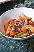 Pebre de pollo, Chichen pebre