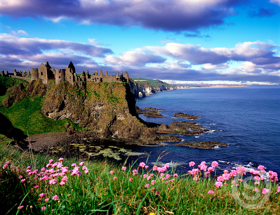 Photo: Chris Hill, Dunluce Castle, County Antrim