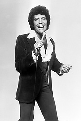 Singer Tom Jones.