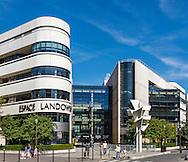 Boulogne-Billancourt, espace Landowsky, centre culturel