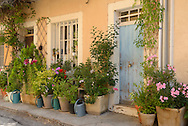 Village of Villars,Luberon, Provence,France,