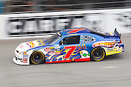 August 14, 2010: at the Nationwide Series Carfax 250 Practice at Michigan International Speedway in Brooklyn, Michigan.