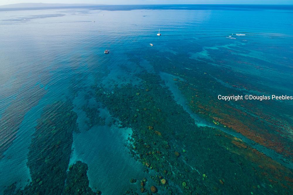 Aerial, Maui, Hawaii