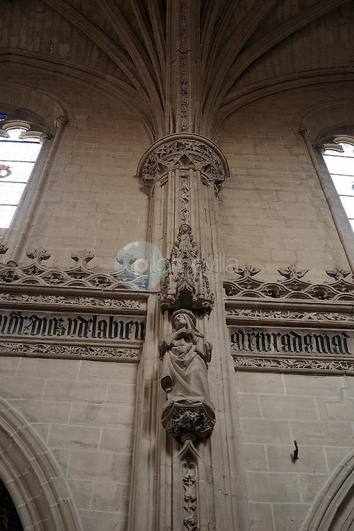 Detalle interior de la catedral de Toledo. España  ©Country Sessions Country Sessions / PILAR REVILLA