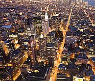 midtown cityscape NY364A