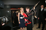 Lady Helen Taylor, Not Another Burns night.  Fundraising gala in aid of Clic Sargent and Children's Hospice Association Scotland (CHAS)St. Martin's Lane Hotel.  Monday 3rd March *** Local Caption *** -DO NOT ARCHIVE-© Copyright Photograph by Dafydd Jones. 248 Clapham Rd. London SW9 0PZ. Tel 0207 820 0771. www.dafjones.com.
