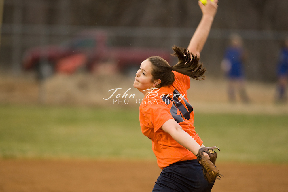MCHS JV Softball.vs Orange.3/14/2008..