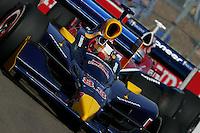 Patrick Carpentier at St. Petersburg, Honda Grand Prix of St. Petersburg, April 3, 2005