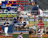 2018 West Monroe All-District 2-5A poster