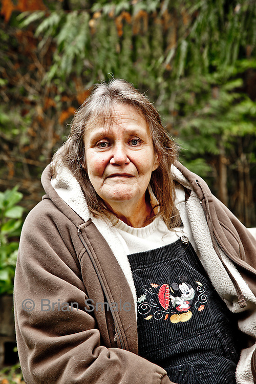 Pam Kohler, mother of Colton Harris-Moore, at her home on Camano Island, WA.