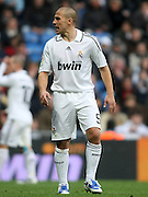 Real Madrid's Fabio Cannavaro during La Liga match.January 18 2009.