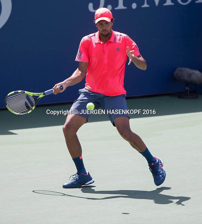 JO-WILFRIED TSONGA (FRA)<br /> <br /> Tennis - US Open 2016 - Grand Slam ITF / ATP / WTA -  USTA Billie Jean King National Tennis Center - New York - New York - USA  - 2 September 2016.