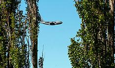 Palmerston North-US Transport planes fly sortie over Manawatu
