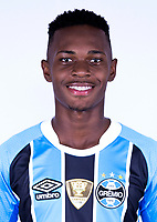 Brazilian Football League Serie A / <br /> ( Gremio Foot-Ball Porto Alegrense ) - <br /> Lincoln Henrique Oliveira dos Santos