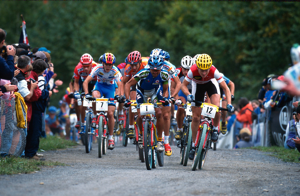UCI World Mountainbike Championships, Mont St Anne, Canada, 1998