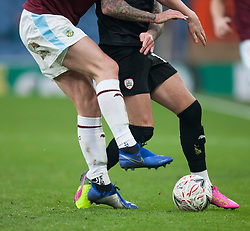 General view during the match - Mandatory by-line: Jack Phillips/JMP - 05/01/2019 - FOOTBALL - Turf Moor - Burnley, England - Burnley v Barnsley - English FA Cup