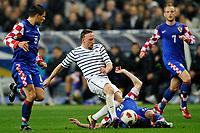 FOOTBALL - FRIENDLY GAME 2010/2011 - FRANCE v CROATIA - 29/03/2011 - PHOTO GUY JEFFROY / DPPI - FRANCK RIBERY (FRA)