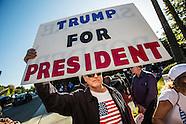 Donald Trump LA Visit 7/10/2015