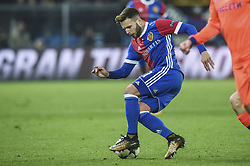 October 31, 2017 - Basel, Schweiz - Basel, 31.10.2017, Fussball Champions League - FC Basel - ZSKA Moskau, Basels Renato Steffen. (Credit Image: © Melanie Duchene/EQ Images via ZUMA Press)