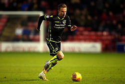 Chris Lines of Bristol Rovers - Mandatory by-line: Robbie Stephenson/JMP - 26/12/2017 - FOOTBALL - Banks's Stadium - Walsall, England - Walsall v Bristol Rovers - Sky Bet League One
