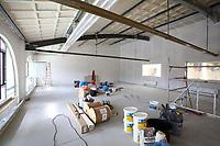 Ludwigshafen. 11.07.17   depotLU<br /> depotLU. In einem ehemaligen Stra&szlig;enbahndepot hat Investorin Birgit St&auml;rk neues Leben eingehaucht. Neben Exklusiven L&auml;den, gibt es Wohnungen und Firmenr&auml;ume.<br /> <br /> <br /> BILD- ID 0038  <br /> Bild: Markus Prosswitz 11JUL17 / masterpress (Bild ist honorarpflichtig - No Model Release!)