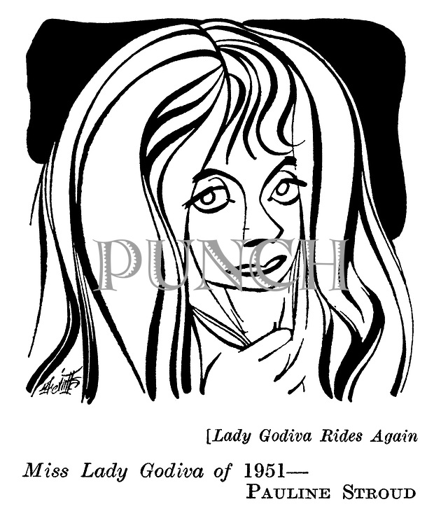 Lady Godiva Rides Again : Pauline Stroud