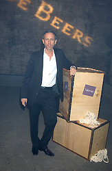 PATRICK COX at a party for De Beers to celebrate the launch of their Rough diamond •Talisman Collectionê held at Shunt Vaults, London Bridge, London SE1 on 28th November 2005.<br /><br />NON EXCLUSIVE - WORLD RIGHTS