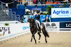 Scholtens Emmelie, NED, Apache<br /> LONGINES FEI World Cup™ Finals Gothenburg 2019<br /> © Hippo Foto - Dirk Caremans<br /> 06/04/2019