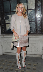 Caggie Dunlop attends LFW s/s 2016: PPQ  catwalk show at The Vinyl Factory during London Fashion Week. London, UK. 18/09/2015<br />BYLINE MUST READ : GOTCHAIMAGES.COM<br /><br />Copyright by © Gotcha Images Ltd. All rights reserved.<br />Usage of this image is conditional upon the acceptance <br />of Gotcha Images Ltd, terms and conditions available at<br />www.gotchaimages.com