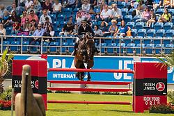 Bruynseels Niels, BEL, Jenson van't Meulenhof<br /> CHIO Aachen 2019<br /> Weltfest des Pferdesports<br /> © Hippo Foto - Dirk Caremans<br /> Bruynseels Niels, BEL, Jenson van't Meulenhof