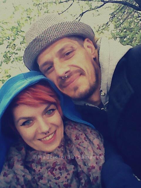 Ex freundin Irina B mit Alexandru Talianu.